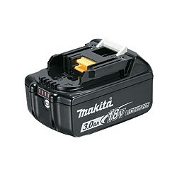 BATTERIES MAKITA 3AH 18V SEUL