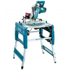 SCIE SUR TABLE/COUPE D'ONGLET MAKITA LF1000 230V